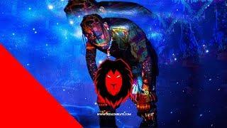 "Travis Scott Type Beat instrumental |Dark Melodic Trap Beat ""EAGLES"""