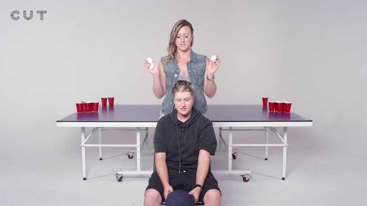 Exes Play Fear Pong (Amanda vs. Haley)   Fear Pong   Cut