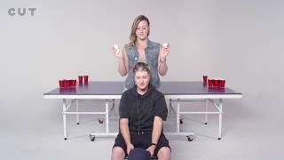 Exes Play Fear Pong (Amanda vs. Haley) | Fear Pong | Cut