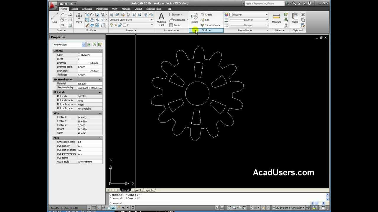 Introduction to AutoCAD Script Files