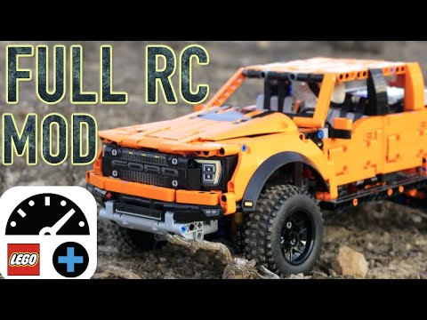 LEGO Technic Ford