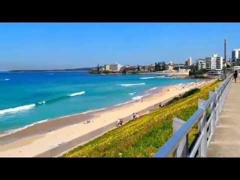 Cronulla Beach South Sydney Australia
