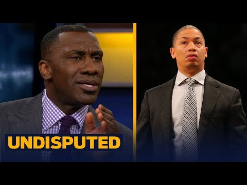 Shannon Sharpe is concerned the Cavaliers aren