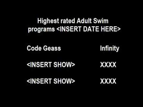 [Adult Swim] Numbers Game (FULL SONG)