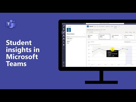 How to see student activity in Microsoft Teams with the new Insights feature!
