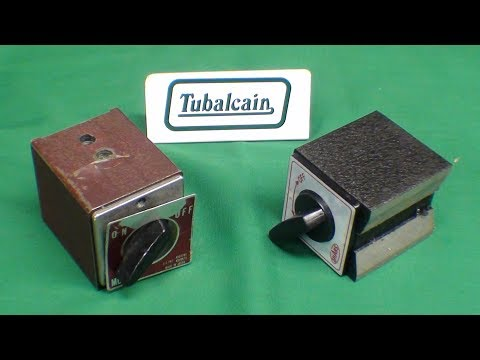 What Makes It Work #27 Magnetic Indicator Base tubalcain