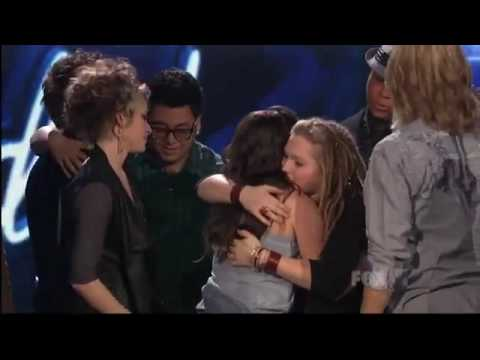 Katie Stevens voted off - American Idol Top 9 part 2 elimination