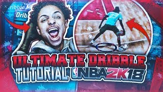 ULTIMATE DRIBBLE CHEESE TUTORIAL • BEST DRIBBLE MOVES/COMBOS • BECOME UNGUARDABLE - NBA 2K18