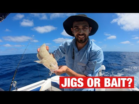 DHUFISH & FLATHEAD ON JIGS | CATCH AND COOK - EP13