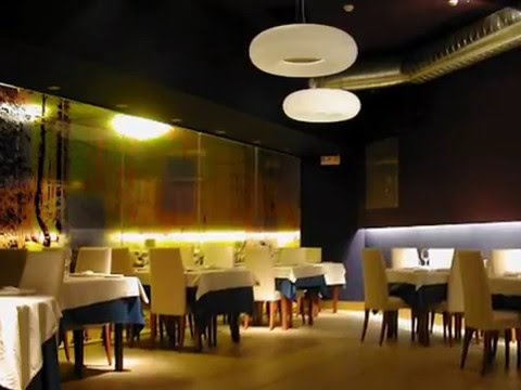 Decoraci n de locales dise o de restaurante para for Interiores de restaurantes