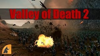 Shogun 2 Massive Battle: Valley of Death 2