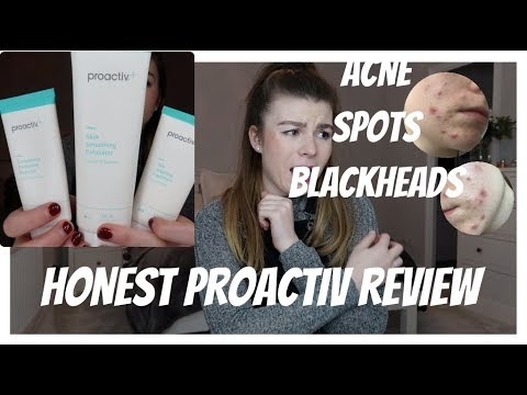 IS PROACTIV A CON? HONEST REVIEW | DOES IT REALLY WORK? | ACNE TREATMENT MY RESULTS | Meg Lev