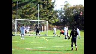 Moorestown vs. Lenape boys soccer, 10/21/12