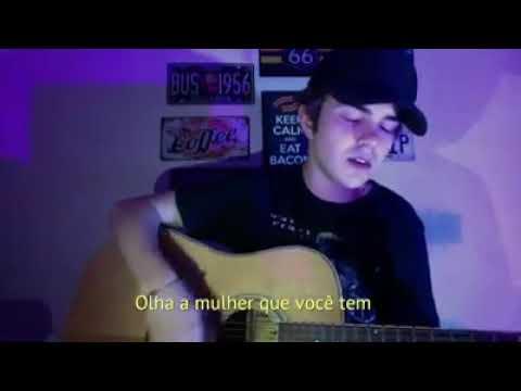 Nicolas Germano - Menina de Ouro ❤ Nova Música