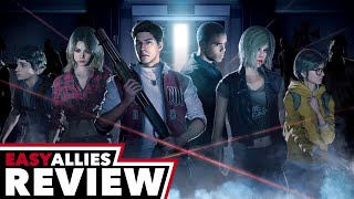 Resident Evil Resistance - Easy Allies Review (Video Game Video Review)