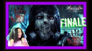 WHO'S SCARED NOW??? | BATMAN ARKHAM KNIGHT FINALE WALKTHROUGH GAMEPLAY!!!