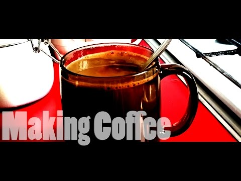 Making Coffee - Cinematic - Hip Hop Montage
