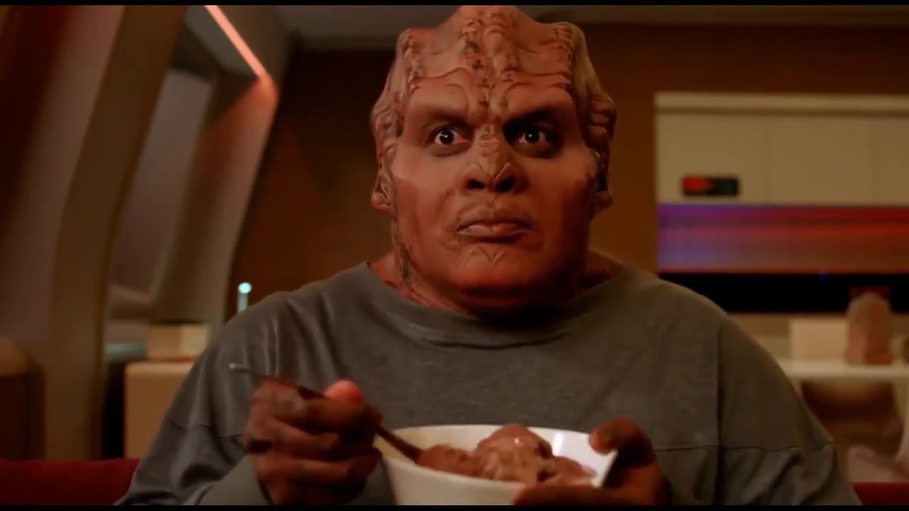 Download Klyden Watches Star Trek TNG On The Orville