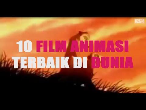 10 Film Animasi Terbaik di Dunia