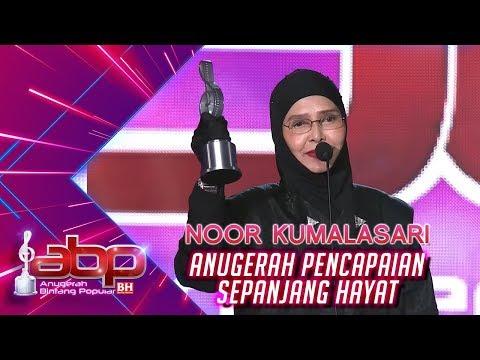 Noor Kumalasari - Anugerah Pencapaian Sepanjang Hayat | #ABPBH31