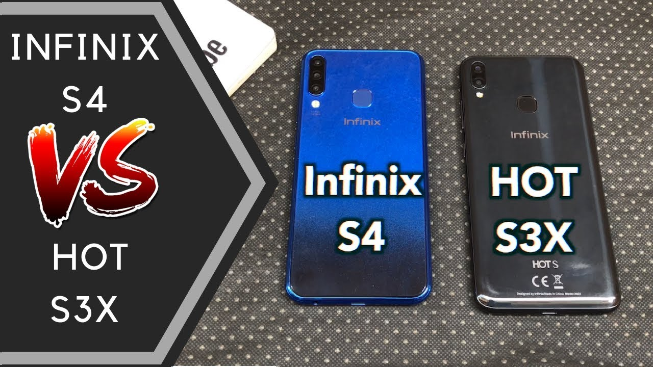 Infinix Hot S4- Full Phone Specifications, Price and Reviews