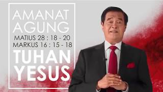 57 Pastor's Message Pdt DR Ir Niko Njotorahardjo August 2019