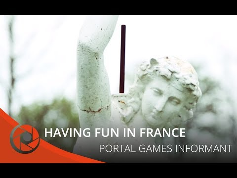Portal Games Informant #7  - Having fun in France