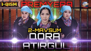 Qora atirgul (o'zbek serial) 61-qism | Кора атиргул (узбек сериал) 61-кисм