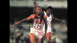 Digital Presentation 1968 olympic games Black power Salute