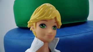 Видео для детей: Маринетт идет на свидание с Адрианом