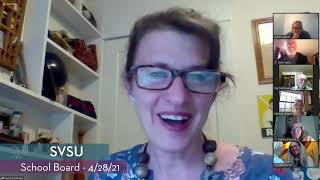SVSU Meeting // 04/28/21