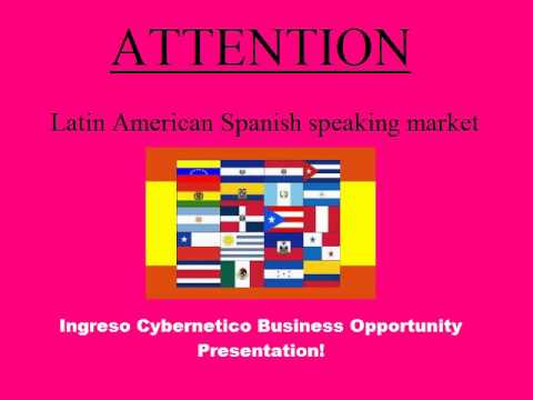 Attention Latin American Spanish Speaking Market