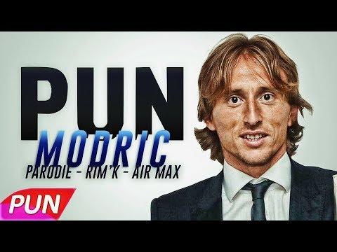 RIM'K - MODRIC FT. NINHO (PARODIE DE AIR MAX) feat MONUK