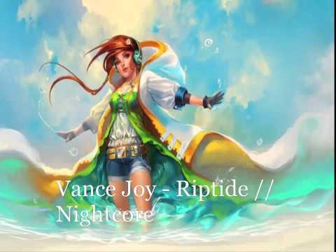 Vance Joy - Riptide (Nightcore) {HD}