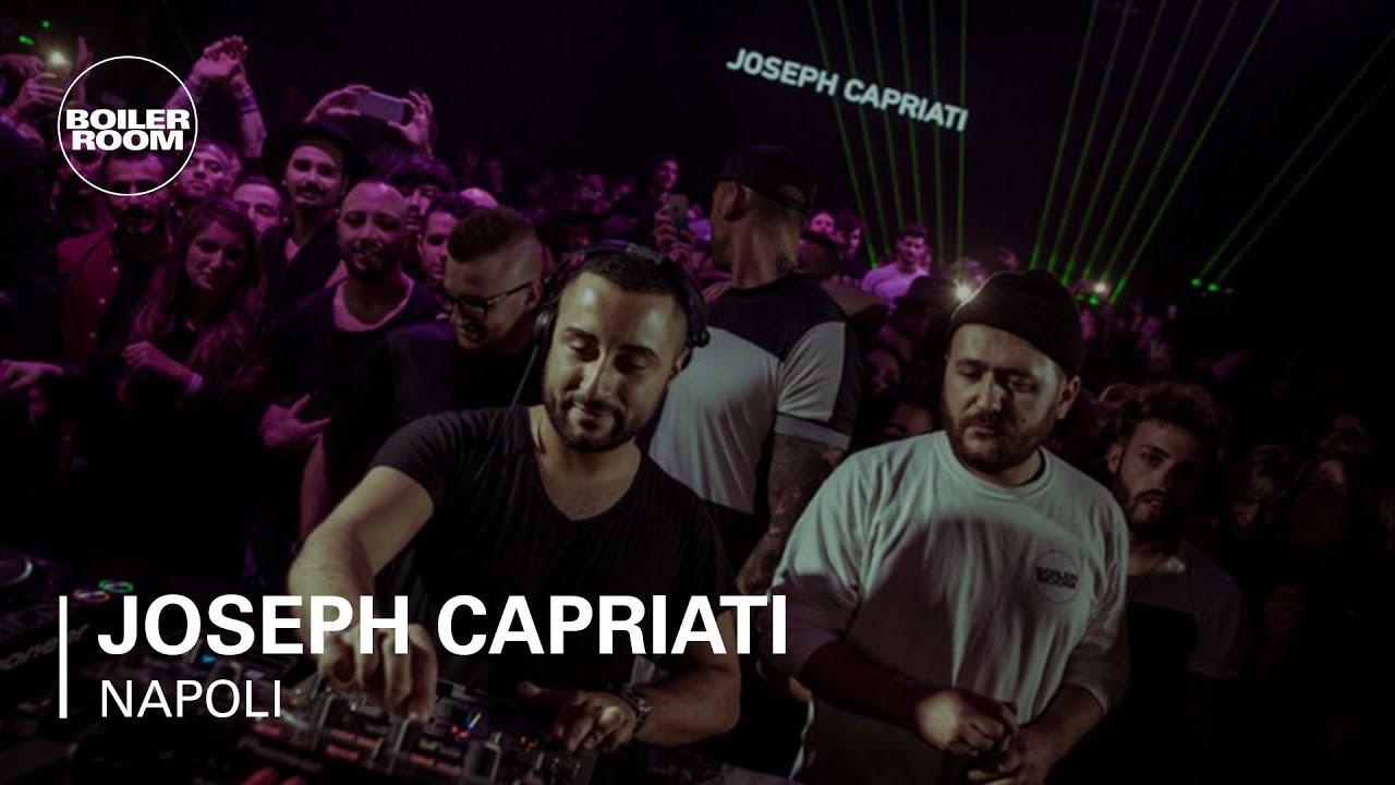Joseph Capriati Boiler Room