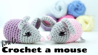 amigurumi animal glotzis PDF crochet pattern tutorial by Katja ... | 180x320