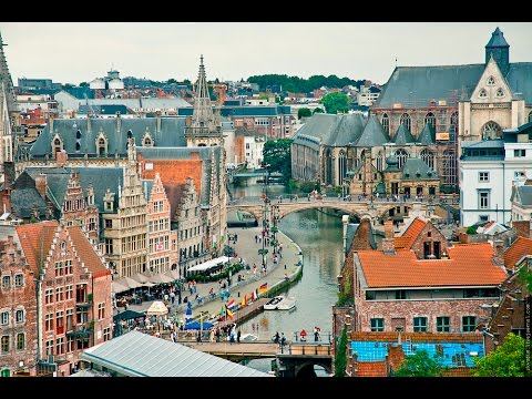 Top Tourist Attractions in Ghent (Belgium)