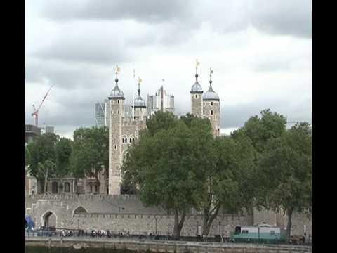 Tham quan Tower Bridge – London – Anh Quốc (2012)