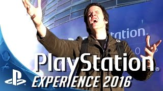 Video de PLAYSTATION EXPERIENCE 2016 | AlfreditoGames