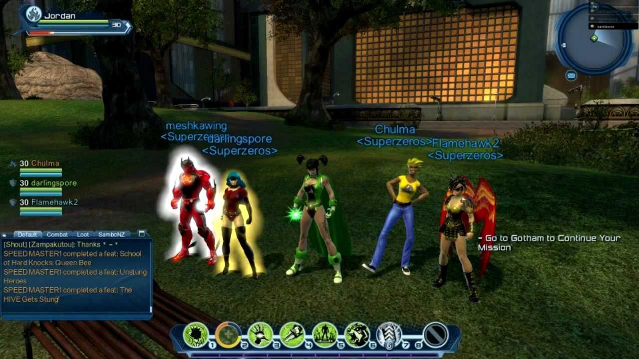 Let's Play DC Universe Online - Part 284 - Marvel vs DC vs Chemo (League  Event #37)