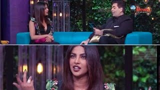 Koffee With Karan 5: Priyanka Chopra Faces Sexually-Coloured Private Questions | Promo REVEALED