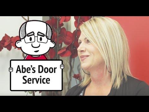 Abe's Door Service | Commercial Overhead Doors In Edmonton, Alberta