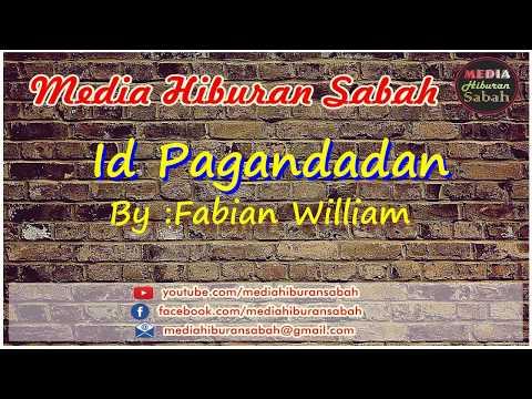 Fabian William - Id Pagandadan | Karaoke Minus One + Lyrics HD