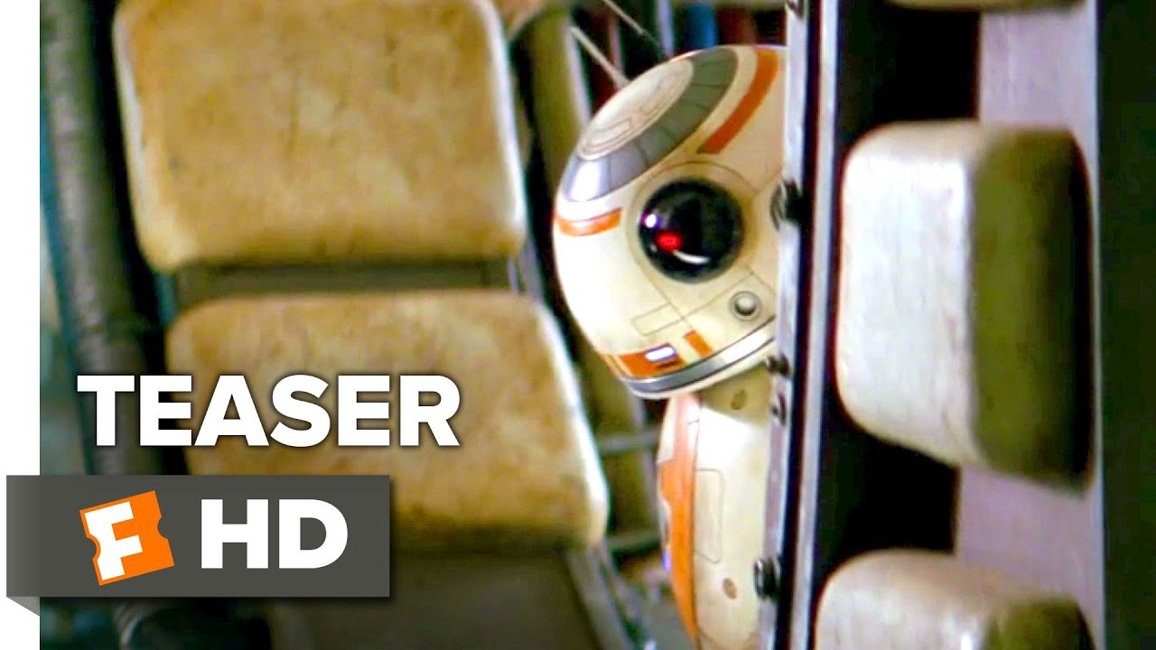 Star Wars: The Force Awakens Official Sneak Peek #1 (2015) - JJ Abrams Movie HD