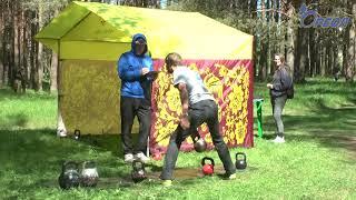 В Сланцах впервые прошел фестиваль спортивного туризма под названием «Slanoutfest»