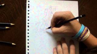 Speed Drawing : Tayuya