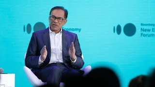 Anwar says Goldman Sachs and other firms complicit in 1MDB scandal