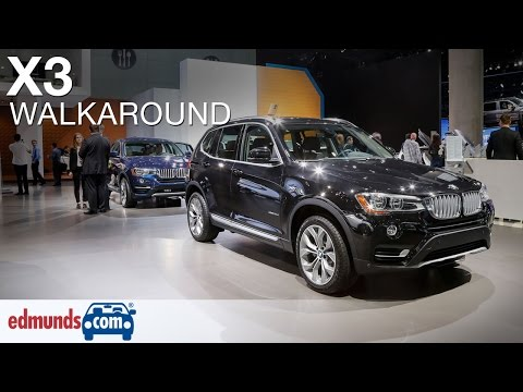 Luxury New Bmw X3 2015