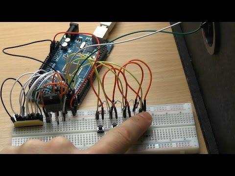 Arduino audio sampling tutorial (part 2)
