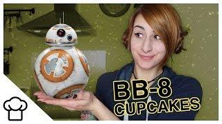 BB-8 CUPCAKES FAIL // Kupferfuchs Küchenchaos